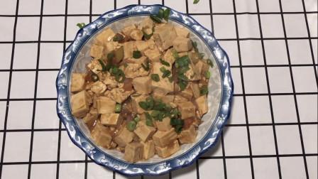 """豆腐除了素炒,还能这样""""溜""""着做,北方人钟爱的美食,看着很有食欲"""