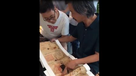 流浪大师 沈巍:金句讲解古画 汉元帝和他的妃子们