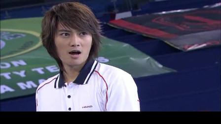 网球王子: 天才周助生气了, 白鲸虐杀关越