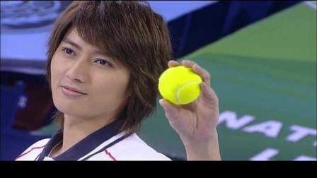 网球王子: 周助轻轻松松打败脑残粉丝