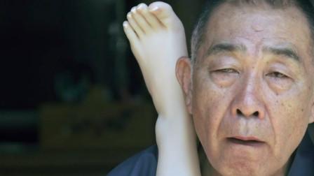 8岁萝莉因为腿太美太长,被60岁老头拐进深山10年,门一开倪萍都哭成泪人