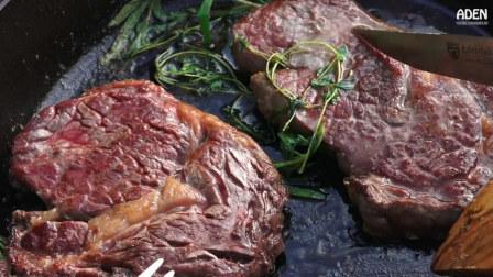 【后院厨房】丹麦黄油牛排