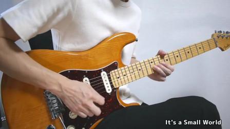 【吉他】迪士尼歌曲电吉他激燃串烧演奏