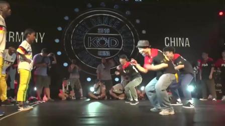 跳breaking街舞 街舞视频