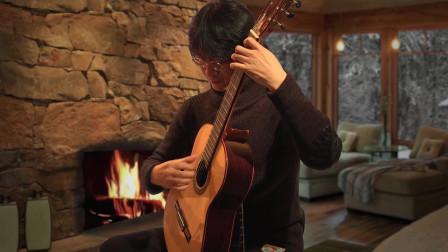 古典吉他-阿迪丽达 深圳吉他大叔MJ张季
