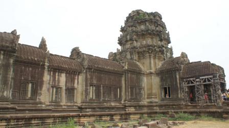 世界七大奇观 --柬埔寨小吴哥