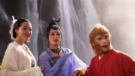 两位女妖王来拜见悟空,悟空情商真的低,竟叫人家是鸟姐姐,扎心