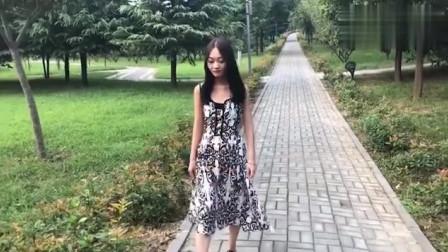 邰正宵用DJ版《一千零一夜》打开美女MV,节奏带入感