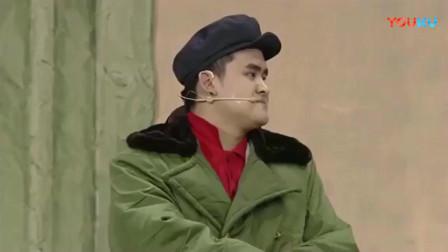 欢乐喜剧人5:贾冰是真的皮,俩人开会还用喇叭,用鬼吓人自己都害怕