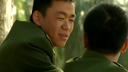 士兵突击:咋就这么快呀!钢七连战士欢送!老白当场泪崩!