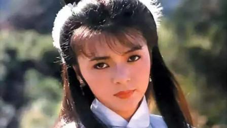 """被称为""""最美小龙女"""",迷倒周润发刘德华,如今却已看破红尘"""