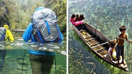 5个世界上最清澈的湖泊,你去过几个?