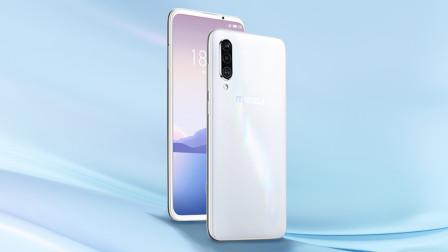 「极光快讯」魅族16Xs发布,硕果仅存的白色面板手机?