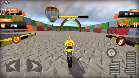 真正的特技自行车专业技巧大师赛车游戏3安卓游戏