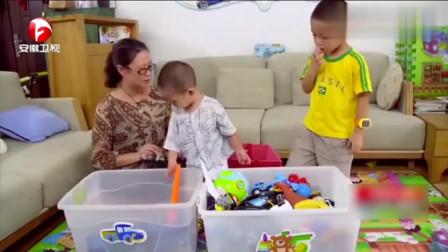 超级育儿师专家决定对妈妈进行考核, 妈妈的表现很优秀!