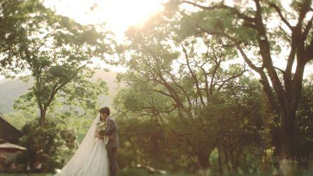 星城视觉【我对你的爱永远多一秒】婚礼MV