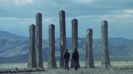 蚂蚁在荒漠建起7根石柱,却被人类炸了,人家气得倾巢出动
