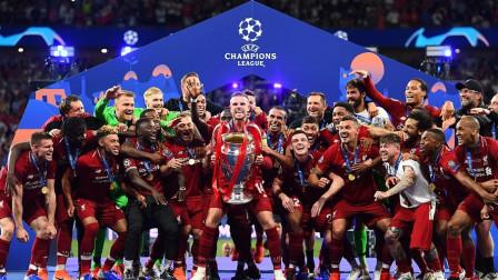 萨拉赫开场点球,奥里吉终场绝杀,利物浦六夺欧冠