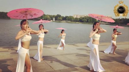【断桥离情】一支仙仙的舞蹈-你可能想不到这竟然也是肚皮舞