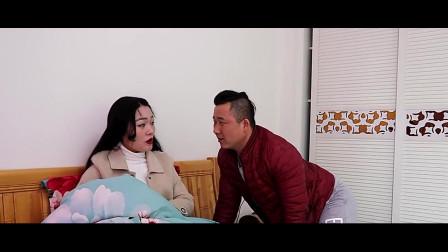 妻子坐月子,和丈夫分房睡,半夜发现老公一直在叫,掀开被子蒙啦