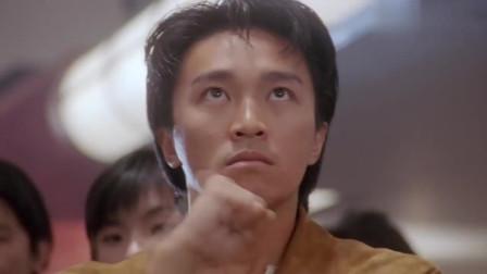阿星发功震碎摄像头,梦罗和达叔赶来要揭穿假赌侠,却被阿星阻止