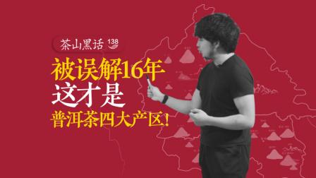 茶山黑话138辨析普洱茶新四大产区(一)