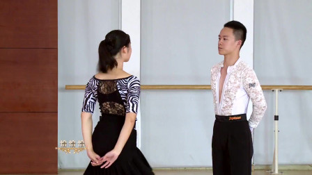 恰恰舞蹈培训视频(第20讲):要点回顾,一起来学跳舞吧!