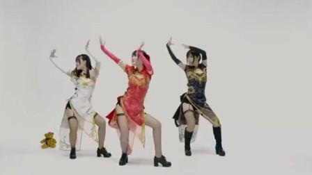 花姐演唱的歌曲《狂浪》DJ版 配上魔性的舞蹈 太好看了