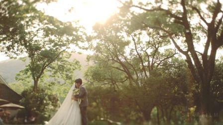 星城视觉 【我对你的爱永远多一秒】婚礼MV