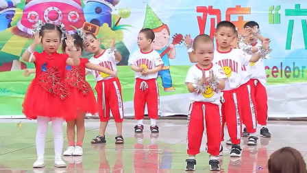 幼儿园舞蹈《早上好》六一儿童节】