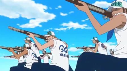 海贼王:哇!罗真的是太够意思了吧!竟然为了路飞对贝拉米出手相救!