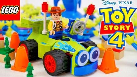 玩具总动员4 迪士尼玩具 乐高玩具 Lego Toy Story 4