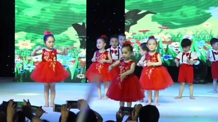 幼儿园庆六一文艺晚会《宝贝宝贝》