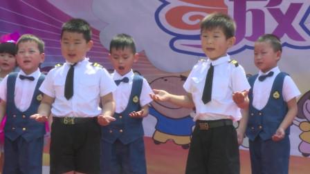 幼儿园庆六一演出 《戏曲联唱》