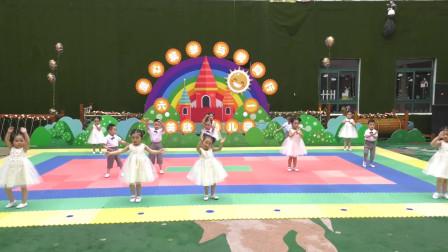 幼儿园庆六一演出舞蹈《美的冒泡》