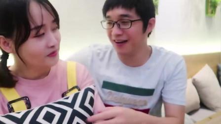 小叶从小缺乏父爱,男友六一送惊喜,化身爸爸带她吃大餐?