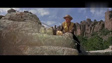 彪悍生猛的西部片,残暴火力强大的加特林,足够证明电影的精彩!