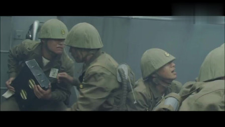 美军战机狂轰滥炸,日本战舰损失惨重!值得一看的太平洋战争电影