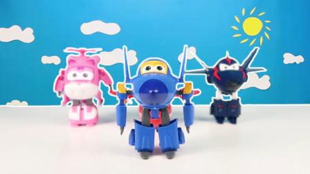 超级飞侠变身玩具,小朋友你最喜欢哪一个角色呢?