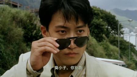 """电影:香港古惑仔果然嚣张,光天化日当街""""砍人"""""""
