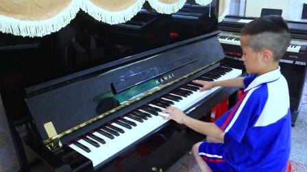 【龙凤艺术】邵东龙凤艺术培训学校少儿钢琴曲独奏成品展示1
