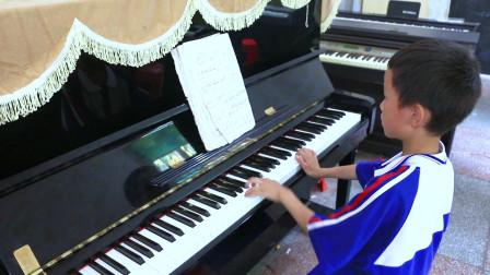 【龙凤艺术】邵东龙凤艺术培训学校少儿钢琴曲独奏展示3