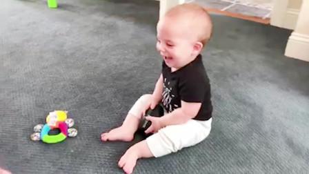 最有趣的宝宝笑声情人宝宝视频