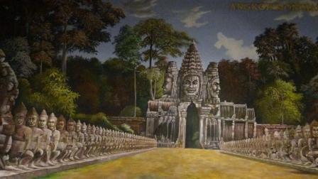 柬埔寨之旅—大吴哥