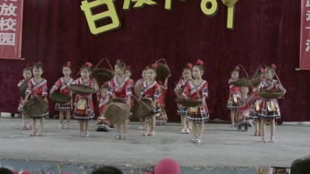 幼儿园 六一表演《竹篮子想起来》