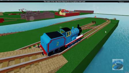 托马斯和朋友的铁路过山车罗布洛第部分