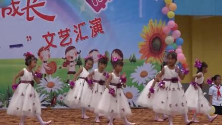 六一儿童节舞蹈《妈妈我爱你》