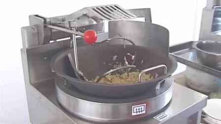 电加热炒饭机 Electricity heating rice frier