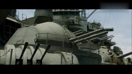 一部真实改编的战争大片 日本兵不小心跌落炮弹,长官吓的腿哆嗦