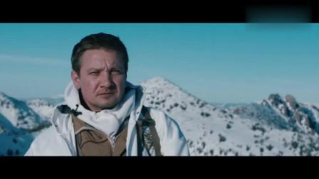 顶级猎人正义化身,逼迫歹徒光脚在雪地中奔跑,看的十分解气